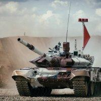 Танковый биатлон :: Ростислав Красноперов