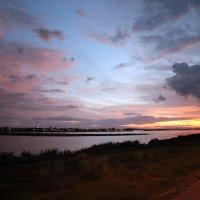 Лаос. Река Меконг - вид на Таиланд :: Владимир Шибинский