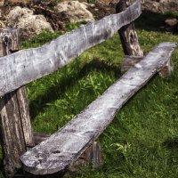 Старая скамейка. :: juriy luskin