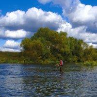 Рыбак :: Дмитрий Сорокин