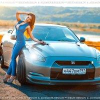 AUTO GIRL :: Александр Шишлов