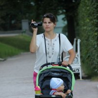 У каждого свой интерес... :: Tatiana Markova
