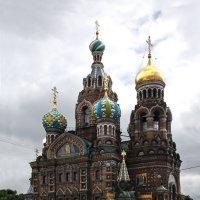 Собо́р Воскресе́ния Христо́ва на Крови́ :: Сергей Лошкарёв
