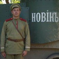 Забытая война.История в лицах :: Anton Lavrentiev