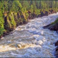Бурный поток :: Vadim WadimS67