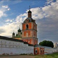 Горицкий Успенский мужской монастырь :: Дмитрий Анцыферов