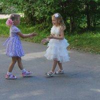 Потанцуем???!!!!?? :: Tatiana Markova