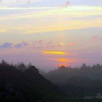 Утренний туман :: Олег Петрушов