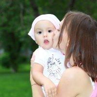 Самая сильная на свете любовь - мамина! :: Инна Кондратьева