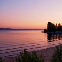 закат над Жигулёвском морем :: Ирина ***