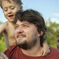 Отцы и дети :: Yulia Braginets