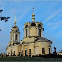 Церковь Иконы Божией Матери  * Знамение * :: Андрей Куприянов