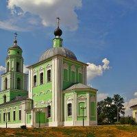 Церковь Сошествия Святого Духа в Козельске :: Дмитрий Анцыферов
