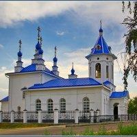 Церковь Рождества Пресвятой Богородицы в Перемышле :: Дмитрий Анцыферов
