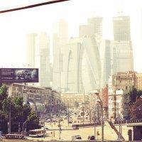 Moscow City :: Егор Алексеев