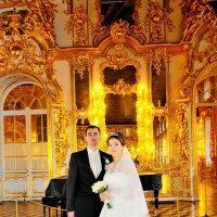 Свадьба во дворце :: Oksanka Kraft