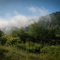 Туман над Белой :: Марат Шарипов