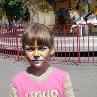 Леопард на прогулке :: натальябонд бондаренко
