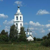 Храм Михаила Архангела :: Андрей Зайцев