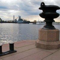 Набережная Петровской пристани. :: ТАТЬЯНА (tatik)