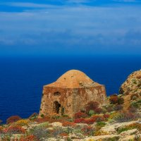 остров Грамвуса .крит. греция :: юрий макаров