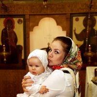 В храме :: Александр Силинский