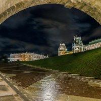 Ночь в Царицынском парке. :: Эдуард Пиолий