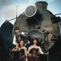 Мой поезд едет в Стамбул :: Inna Kowalska