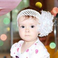 Моей доченьке Алиночке сегодня 1 годик! :: Инна Кондратьева