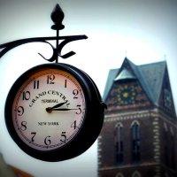 Про часы.... :: Владимир Секерко