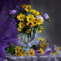 Дарите жёлтые цветы... :: Валентина Колова