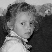 Анисья...  о  своём..... :: Валерия  Полещикова