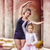 Мама и дочка :: Творческая группа КИВИ