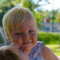 Малыш Ванечка. :: Инта