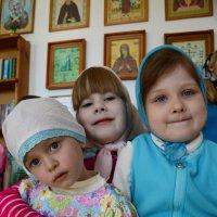 Где зарождается вера :: Евгения Шевцова