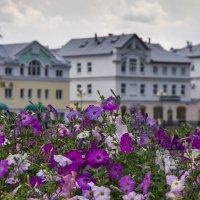Провинциальный городок. :: Наталья Smirnova