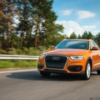 Audi Q3 :: Антон Виолин