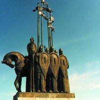 Памятник Александру Невскому :: Valentina Lujbimova [lotos 5]
