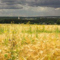 Переменная облачность :: Валерий Талашов