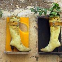 Старая обувь :: vasya-starik Старик