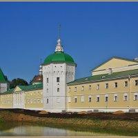 Николо-Пешношский мужской монастырь :: Дмитрий Анцыферов
