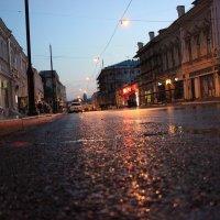Вечерняя Москва :: Юлия Манчева