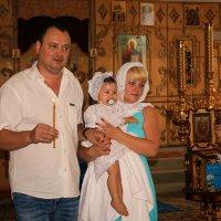 У крестных на ручках :: Анжелика Засядько