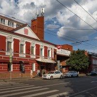 Театр на Таганке :: Павел Myth Буканов