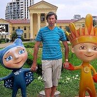 Я в Сочи :: Андрей Сотников