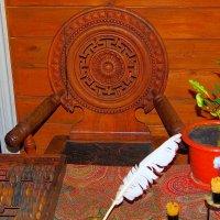 стул,на котором сидел дедушка Аксакова С.Т., :: Ирина ***