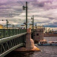 Дворцовый мост :: Игорь Вишняков