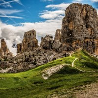 The Alps 2014-Italy-Dolomites 14 :: Arturs Ancans