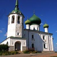Церковь Святого Георгия в Старой Ладоге :: A. Kivi