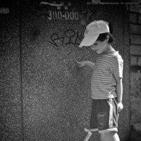 два ребенка :: Дмитрий Барабанщиков